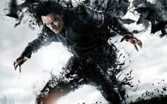 Dracula Untold 2014 Luke Evans Man Film Cinema Shadow Vampire King