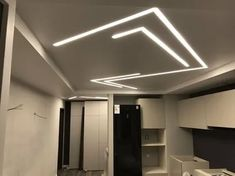 Interior Ceiling Design, Pop False Ceiling Design, Ceiling Design Living Room, Bedroom Ceiling, Ceiling Panels, Ceiling Lights, Plafond Design, Wood Carving Designs, Decoration