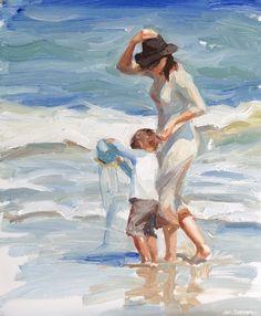 Seascape by Jen Tolman www.jentolman.com