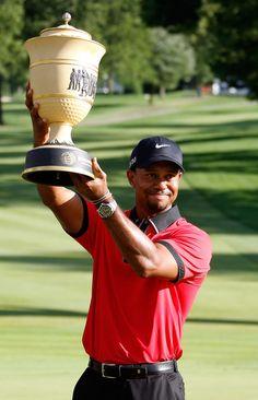 Tiger Woods - World Golf Championships-Bridgestone Invitational - Final Round - August 04, 2013