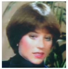 Dorthy Hamil - this was the hair doo to have!