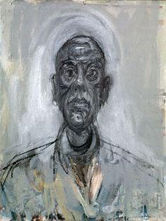 Alberto GIACOMETTI (peintures)
