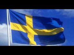 Sveriges national sång Du Gamla Du Fria med Svensk Ungdom