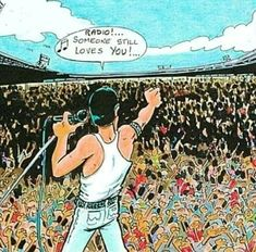 Queen at Live aid, Wembley, Queen Freddie Mercury, Freddie Mercury Quotes, Queen Band, Queen Queen, Axl Rose, Queen Songs, Queen Lyrics, Music Stuff, Music Songs