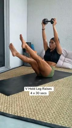 Abc Workout, Gym Workout Videos, Workout Challenge, Fit Board Workouts, Easy Workouts, At Home Workouts, Fitness Workout For Women, Fitness Tips, Gymnastics Workout
