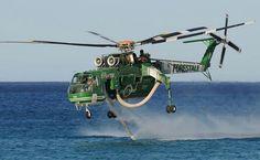Sikorsky S-64F Skycrane