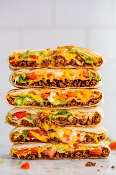 Crunchwrap Supremes and More Easy Ground Beef Recipes For Cheap, Easy Dinner. Crunchwrap Supremes and More Easy Ground Beef Recipes For Cheap, Easy Dinners. Easy Cheap Dinner Recipes, Recipes Dinner, Cheap Recipes, Cheap Easy Dinners, Healthy Recipes, Delicious Recipes, Easy Meals For One, Inexpensive Dinner Ideas, Easy Fast Recipes