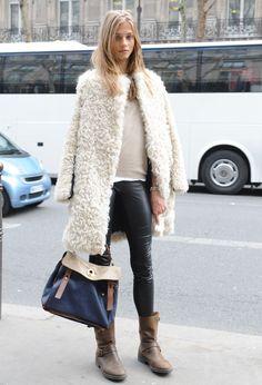 Loving It » Un abrigo modelo