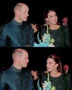 """The Cambridges. on Instagram: """"The Duke and Duchess of Cambridge attend a reception to celebrate UK-Pakistani relations at the National Monument on October 15, 2019 in…"""""""