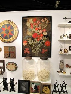 Hill Country House: Nashville Antique Show Review