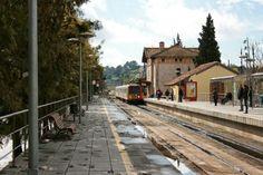Patrimonio Industrial Arquitectónico: La antigua estación mallorquina de Sineu se conver...