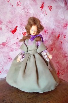 Peggy Nisbet Collectible Costume Doll.