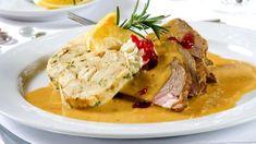 Svíčková z krůtích prsíček French Toast, Beef, Treats, Breakfast, Food, Kitchens, Salads, Meat, Sweet Like Candy
