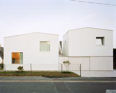 2 maisons + 2 studios, Quiberon (56), France, 2013. - RAUM