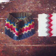 #beiroa #knitting #tricot #malha by Rosa Pomar, via Flickr