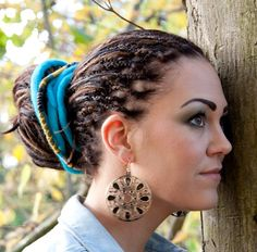 Dreads DreadWrap woldreads by BiancaDreads.nl