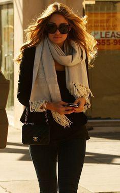 always love her style!!!