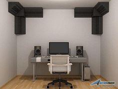 New 1 pc Cube Corner Bass Trap Block Acoustic Panels Sound Absorption – Arrowzoom