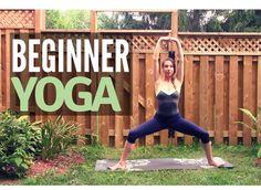 Yoga for Beginners Flexibility & Strength - Simple Easy Yoga for Beginners