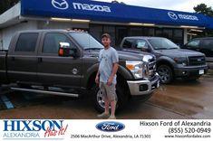 #HappyBirthday to Corey from Brandon Martin at Hixson Ford of Alexandria!  https://deliverymaxx.com/DealerReviews.aspx?DealerCode=UDRJ  #HappyBirthday #HixsonFordofAlexandria