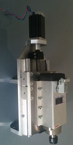 #kementze_Projects #CNC #machines #spindle