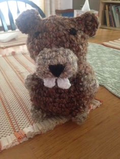 A personal favorite from my Etsy shop https://www.etsy.com/listing/464036731/aromatherapy-hand-crochet-beaver