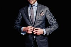 grey suits please.