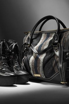 New season accessories from Burberry