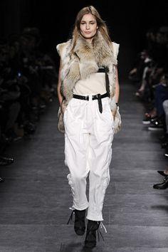 Rachel Zoe's Favorite Runway Looks: Paris Edition: Isabel Marant, Look 1
