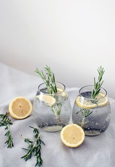 Summer gin & tonic ideas   These Four Walls blog