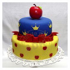 Blanca Nieves (Snow white)  quiero un pastel asi ,.,.♥for my b-day