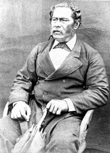 Sanualio Laufilitonga was the last Tu'i Tonga.....and became a catholic.