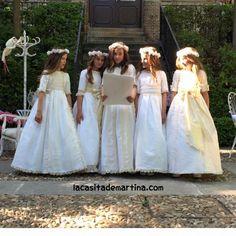 ♥ DÍA MÁGICO by FIMI Madrid I ♥ Tendencias en Trajes de Comunión 2016 | ♥ La casita de Martina ♥ Blog de Moda Infantil, Moda Bebé, Moda Premamá & Fashion Moms