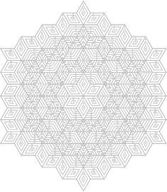 Creative Haven Mandalas Color by Number Coloring Book