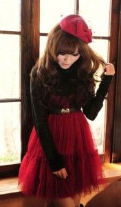 valentines day outfit skirt two