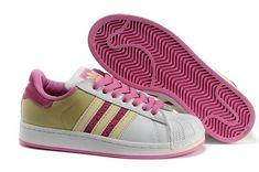 https://www.sportskorbilligt.se/  1767 : Adidas Superstar Billigt Dam Rosa Gul Rosa Vit SE399390VssEaTqR