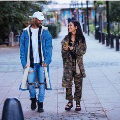 Jhene Aiko & Big Sean #GOALSSSSS
