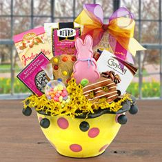Veuve clicquot champagne gift basket champagne gift baskets easter dream gourmet gift basket 4095 negle Choice Image