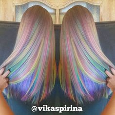 rainbow-hair-color-by-victoria-spirina
