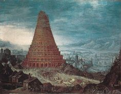 Lucas van Valckenborch - The Tower of Babel