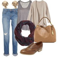 """Casual"" by lecron on Polyvore"