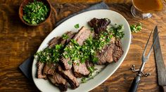 Gremolata adds zest to a brisket or osso buco, relieving the meat of its heady intensity. (Article plus video.)
