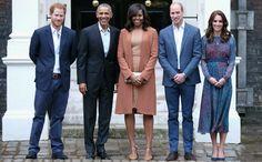 Kate Middleton straalt in zijden jurk van L.K. Bennett #royalblue