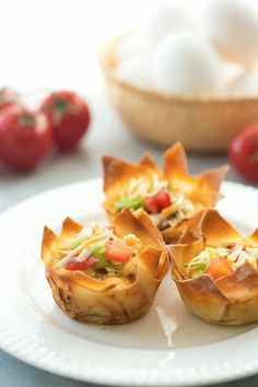 Mexican Quiche Cupcakes:  Talk about #brunchgoals. Even the tastiest Eggs Benny or French toast stack don't come close to these cheddar-, beef-, and egg-filled mini meals.(Delish.com)