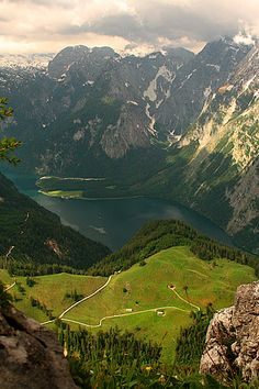 Berchtesgaden, Bavaria - I celebrated my 50th birthday here and in nearby Austria.