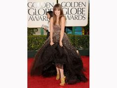 Olivia Wilde's shoes...to die for.