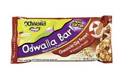 Odwalla Nourishing Food Bar Chocolate Chip Peanut: But the 8 grams of protein and 4 grams of fiber add up to a slim 250 calories.Balance the chocolate-nut combination with a handful of vitamin-rich dried vegetables, like Just Crunchy Carrot Bits ($4.50 for 4 oz, justtomatoes.com). They'll keep in your desk drawer a lot longer than Bugs' standby. Total calories: 350