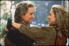 """From """"Romancing the Stone"""" with Michael Douglas & Kathleen Turner - maybe my favorite movie, ever"""