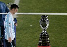 Messi's decision has shocked Argentina who are trying to come to terms with the player's bold decision