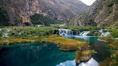Noticia: Minera Ancovilca afectaría reserva paisajista de Yauyos (PERU)
